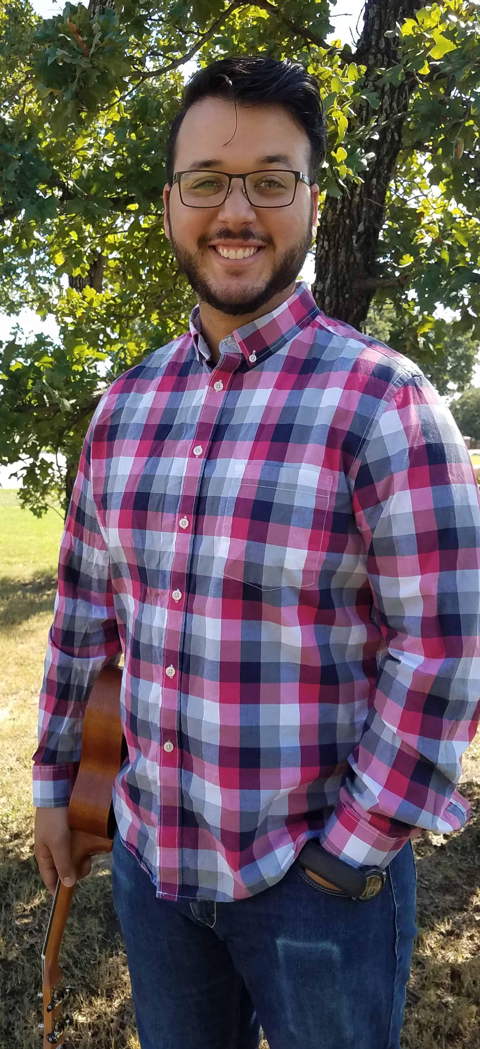 Jean-Michael Diaz-Negron MT-BC headshot