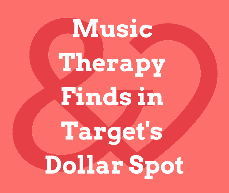 Target's Spring 2019 Dollar Spot Was Made For Music Therapists