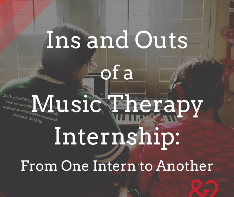 Ins and Outs of Internship: From One Intern to Another