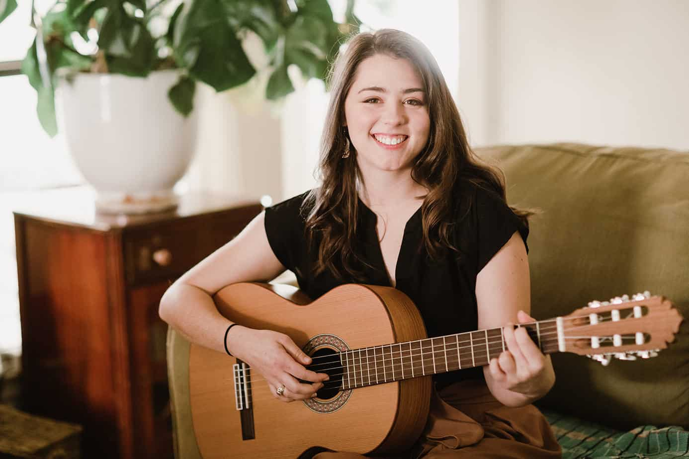 Annie Roberson MT-BC headshot