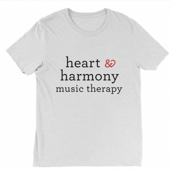Heart and Harmony Bella+Canvas Tri-Blend Tee