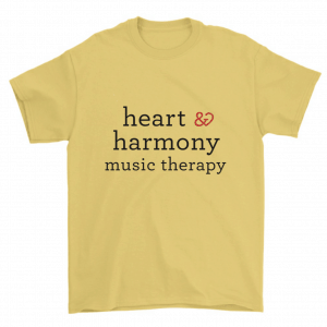 Heart and Harmony Youth Unisex Tee