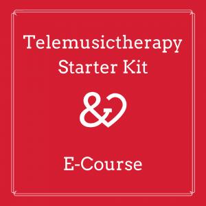 Telemusictherapy Starter Kit E Course