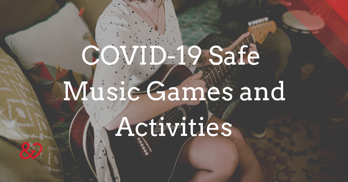 COVID-19 Safe Music Games and Activities
