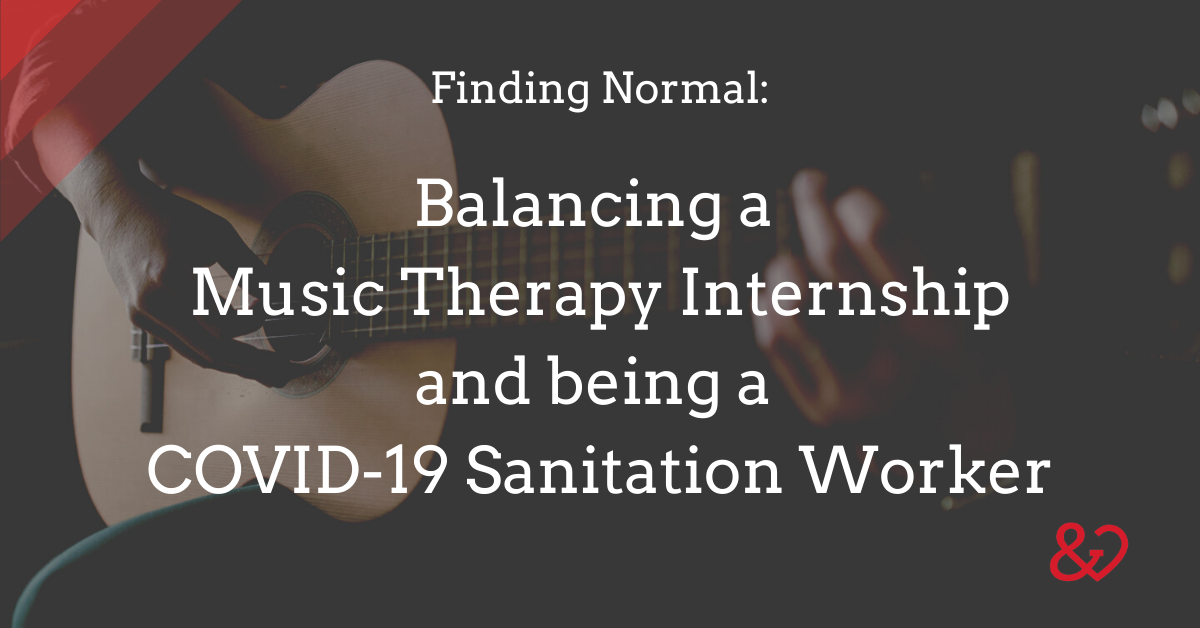 COVID Music Therapy Internship