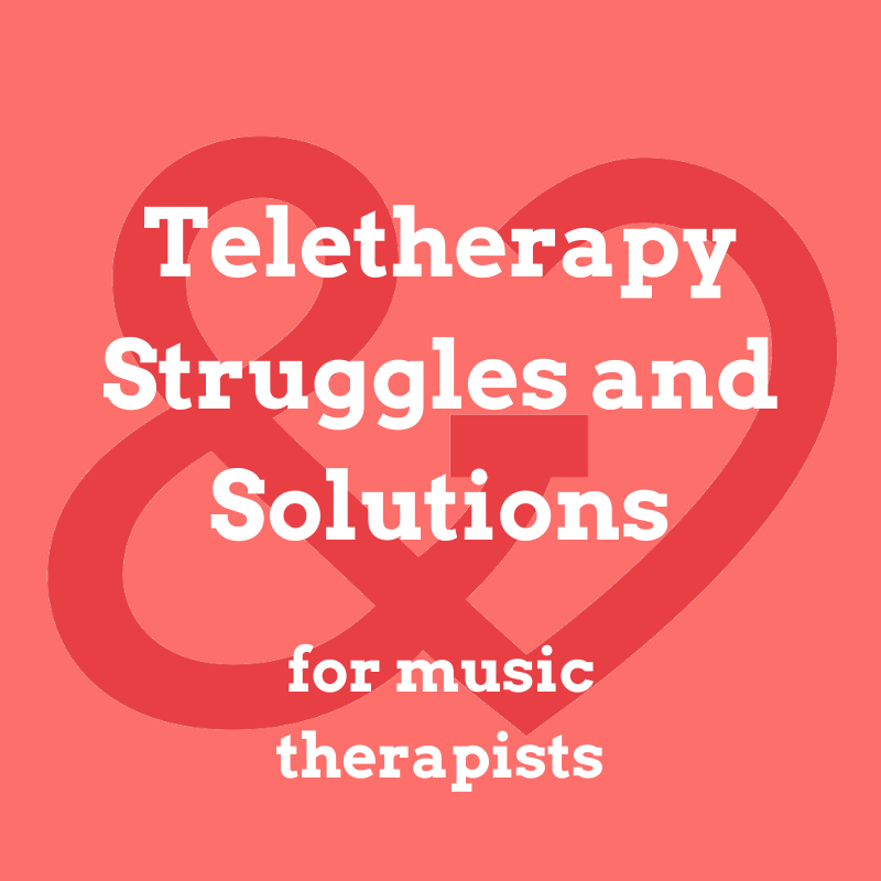 teletherapy solutions for music therapy square