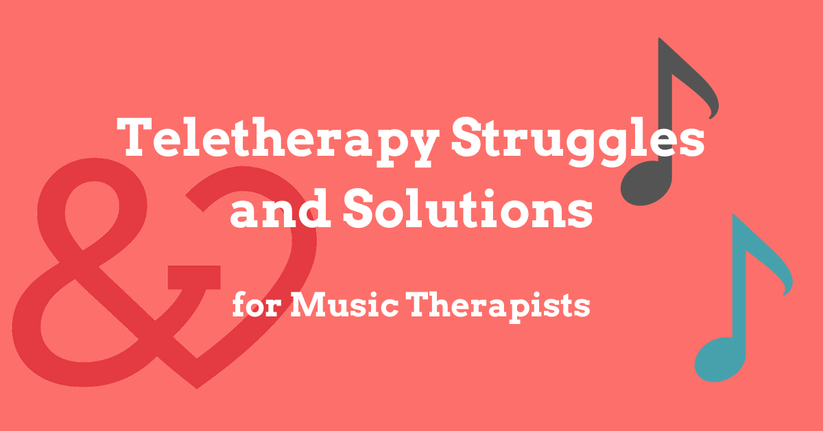 teletherapy solutions music therapy blog