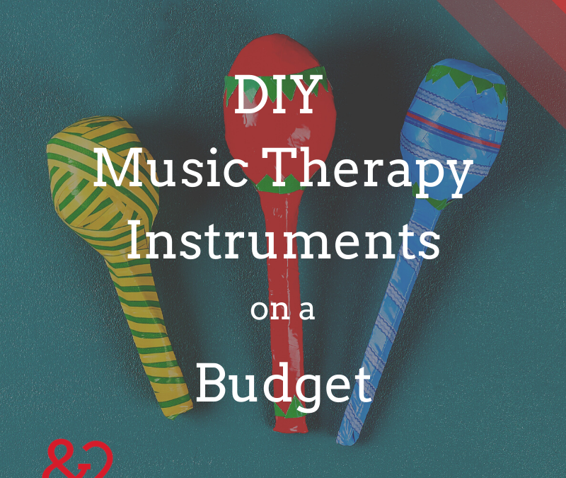 DIY Music Therapy Instruments on a Budget