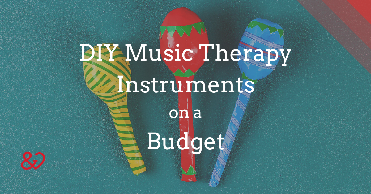 DIY Music Therapy Instruments Blog