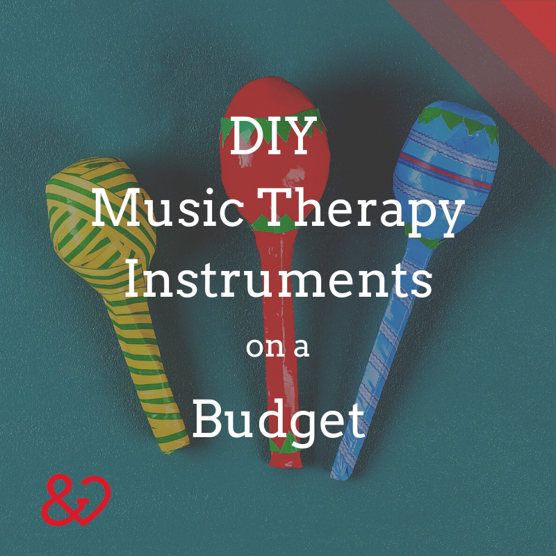 DIY Music Therapy Instruments Square