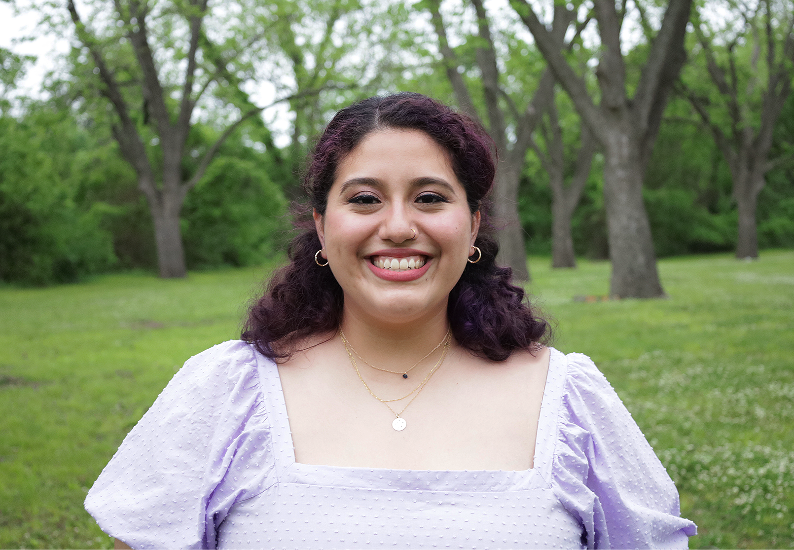 Angelica Zavala Music Therapy intern Headshot